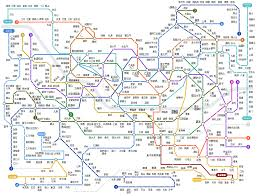 Tokyo Subway Map by Korea Subway Map Chinese My Blog