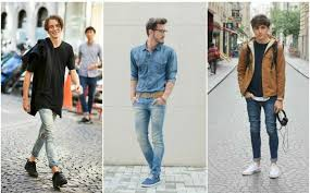 casual shoes and jeans oasis amor fashion