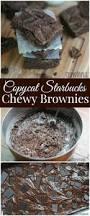 copycat starbucks chewy brownie recipe