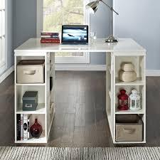 O Sullivan Corner Computer Desk Belham Living Sullivan Counter Height Desk Vanilla Hayneedle