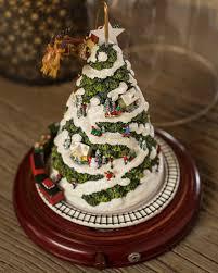 balsam christmas express u0026trade animated cloche balsam hill