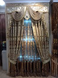 aliexpress com buy new dubai luxury magnetic curtain for living