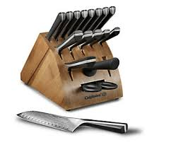 get the calphalon knife block set on sale