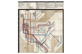 Subway Map Manhattan Best Art Prints On Amazon Right Now
