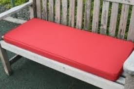 Bench Cushions For Outdoor Furniture by Garden Furniture Cushion Terracotta 3 Seater Bench Cushion For A