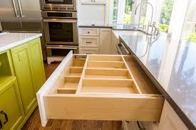 Kitchen Cabinet Divider Organizer by Cabinet Custom Kitchen Drawer Dividers Drawer Organizers Utensil