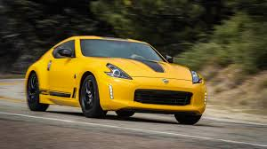 nissan 370z yearly changes nissan 370z heritage edition new york auto show pre reveal
