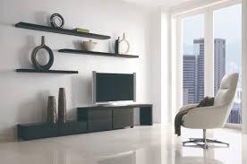 designer wall shelves floating shelves under wall mounted tv u2014 derektime design design