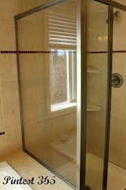 Soap Scum Shower Doors by Pintest 365 Day 73 Cleaning Soap Scum Off Shower Doors Success
