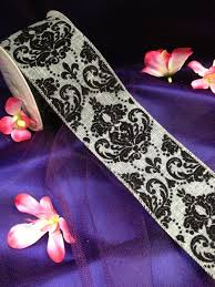 damask ribbon idearibbon