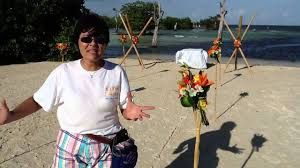 mayan ceremony bamboo tripods youtube