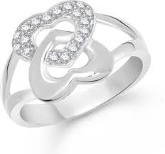 engagement rings india diamond rings buy diamond rings for women online at best prices in