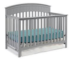 Graco Crib Convertible by Graco Graco Charleston Convertible Crib Pebble Gray Baby