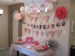 baby girl birthday ideas actual decorations my friend did for lil bday party i