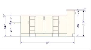 Cabinet Measurement Standards Standard Kitchen Cabinet Door Sizes - Standard kitchen cabinet