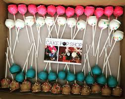 assortment of cake pops san diego cake pop shop cake pops