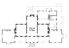 architectural plan figure 9 architectural plan of the floor of briar house