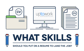 How To Write Skills On A Resume How To Showcase Your Skills On A Resume Infographic Blog