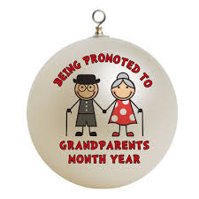 grandparent christmas ornaments promoted to grandparents christmas gift