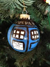 how to make a tardis ornament snapguide