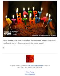 leverage ecards for a more personal donation experience