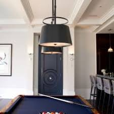 light over pool table photos hgtv