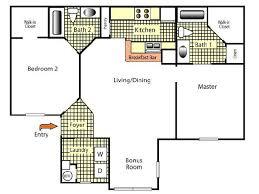 two bed two bath floor plans 2 bed 2 bath apartment in dallas tx woodglen park i