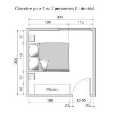 taille minimale chambre les règles d or pour bien aménager une chambre