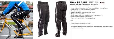 bicycle rain gear how to choose the best rain pants
