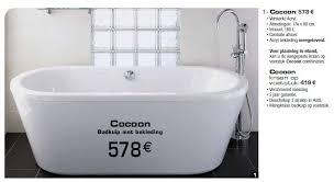 lapeyre baignoire lapeyre sa promotion cocoon produit maison lapeyre sa bain