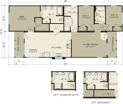 floor plans home modular home floor plans michigan design regarding