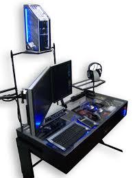 bureau pc design desk mod bureau boitier things i need bureaus and desks