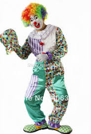 online get cheap white clown costume aliexpress com alibaba group