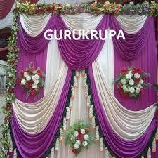wedding backdrop manufacturers wedding reception backdrop gurukrupa enterprises manufacturer