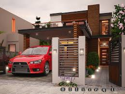 modern 1 storey house designs house design