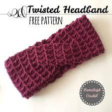 crochet headband best 25 crochet headband pattern ideas on crocheted