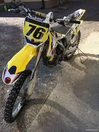 suzuki rm z 250 cm 2004 askola motorcycle nettimoto
