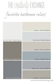 favorite bathroom wall and cabinet colors paint it monday the
