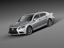 lexus sports car 2013 ls 460 sedan 3d ma