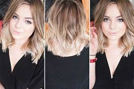 thin hair with ombre 10 short hairstyles for thin wavy hair short hairstyles 2016