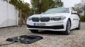 bmw will offer wireless charging for 530e plug in but us must