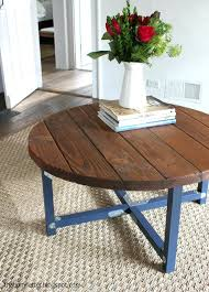 diy square coffee table furniture coffee table plans awesome rustic x coffee table diy