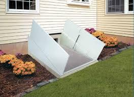Steel Basement Doors by Bilco Doors Orange Westchester Rockland Ny Glc Waterproofing