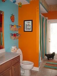 orange bathroom decorating ideas orange bathroom decor bathroom home designing decorating and