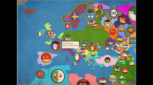 Ottoman Europe by Alternative Future Of Europe In Countryballs 12 Ottoman Die