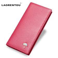 leather women s wallet pattern laorentou genuine leather women wallet exclusive design tree pattern