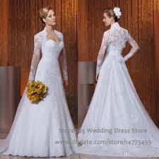 discount long sleeve grecian wedding dresses with jacket bolero