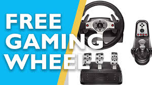 gaming steering wheel how to get a free gaming wheel free gaming steering wheel