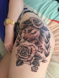 59 best lion tatoo images on pinterest a tattoo above elbow
