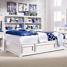 bookcase daybed with storage discovery world zayley full bed